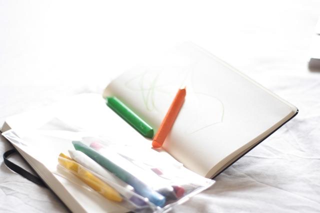 Colores pintar niños